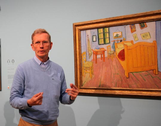 van gogh museum amsterdam private art tours