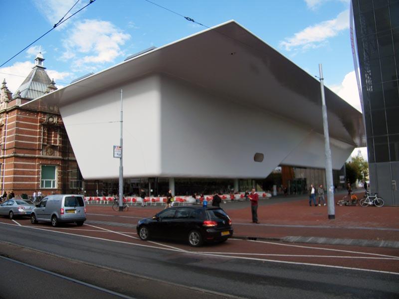 modern museum amsterdam